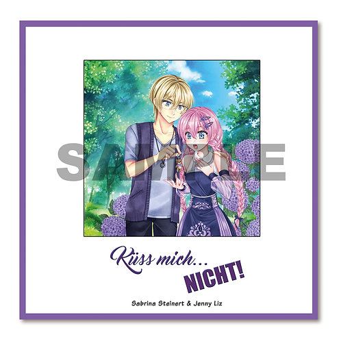 Shikishi  zum Manga Küss mich... NICHT! 2
