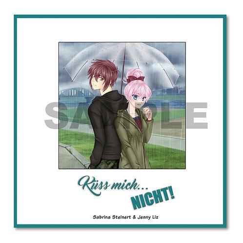 Shikishi zum Manga Küss mich... NICHT! 3