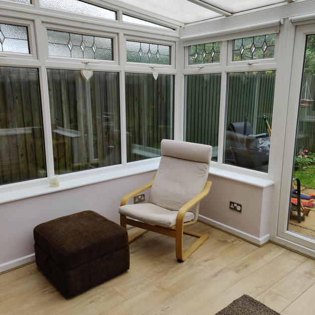 Conservatory end product