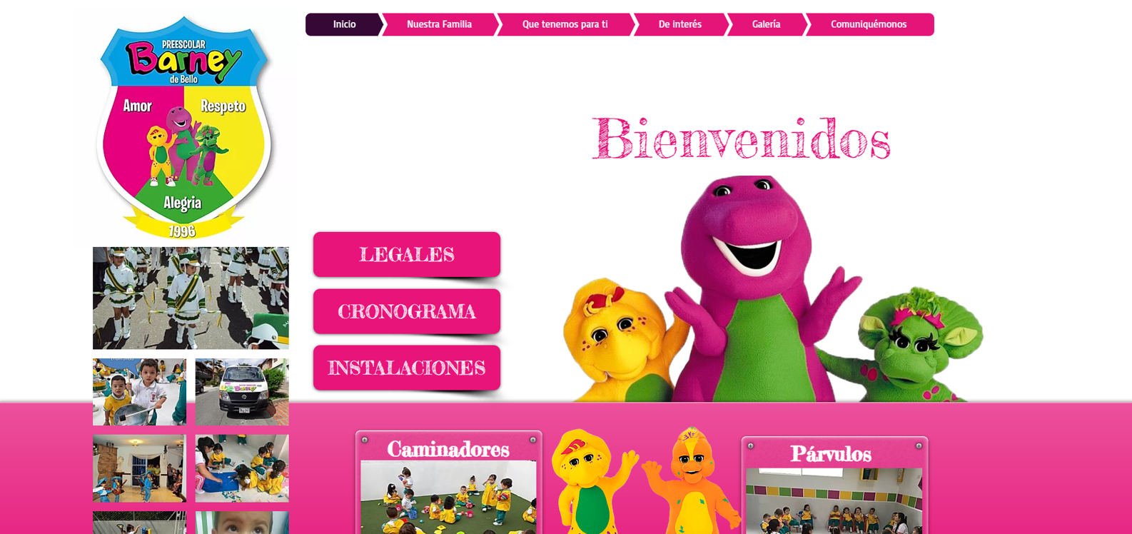 Centro Educativo Barney