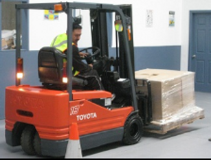Forklift Licence Training Courses Seven