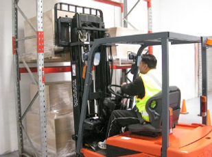 Forklift Licence Training At Our Seven H