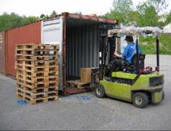 Forklift Licence Training Onsite Botany.
