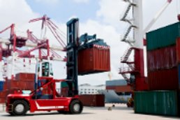 Container Forklift Training Onsite Balma