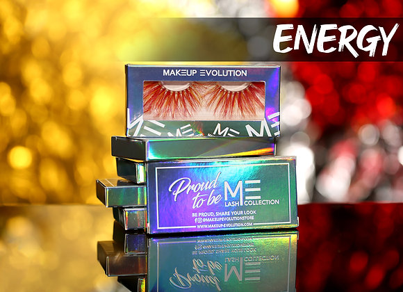 Proud to be ME - Energy