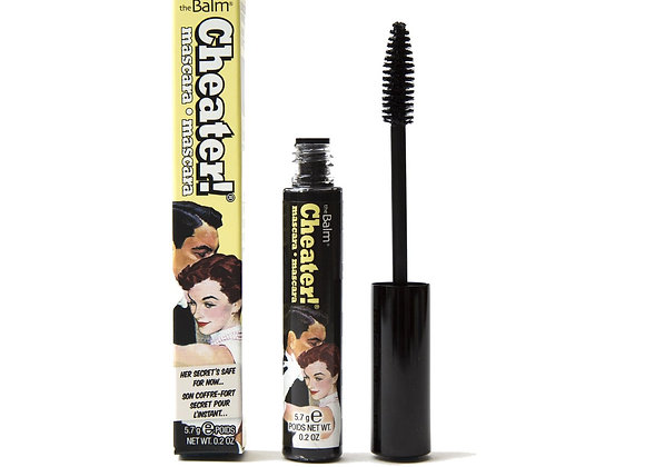 CHEATER!® Black Mascara