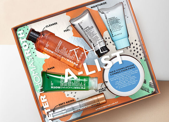 Peter Thomas Roth A-List Kit