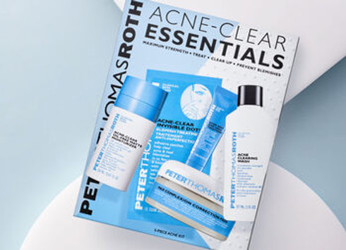 Peter Thomas Roth -Acne-Clear Essentials 5-Piece Acne Kit