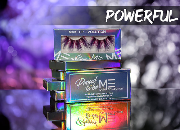 Proud to be ME - Powerful
