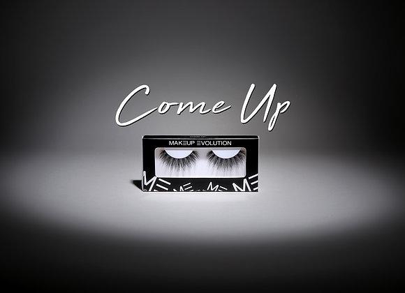 Makeup evolution - COME UP