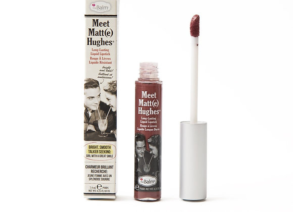 1 - MEET MATT(E) HUGHES® Long Lasting Liquid Lipstick