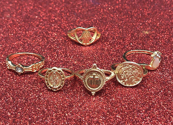 Rings (gold)
