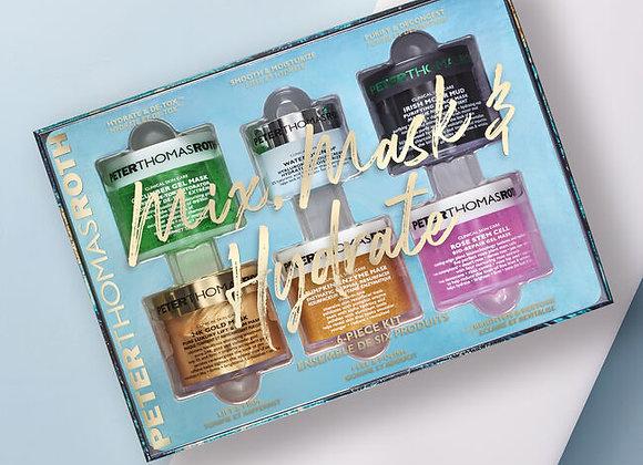 Peter Thomas Roth - Mix, Mask & Hydrate 6-Piece Kit