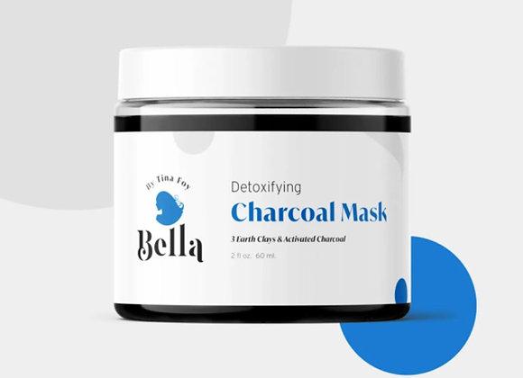 Bella Detoxifying Charcoal Mask