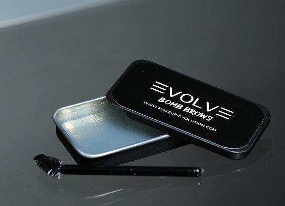 Makeup Evolution bomb brow