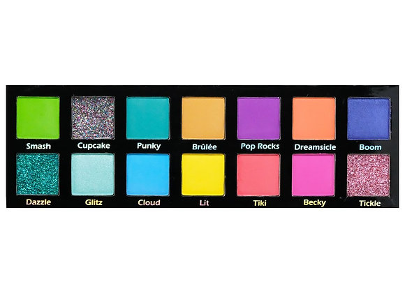 BRIGHT LIGHTS EYE SHADOW PALETTE