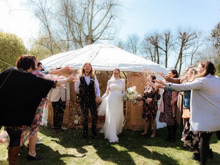 2022 wedding trends - my top 8 predictions