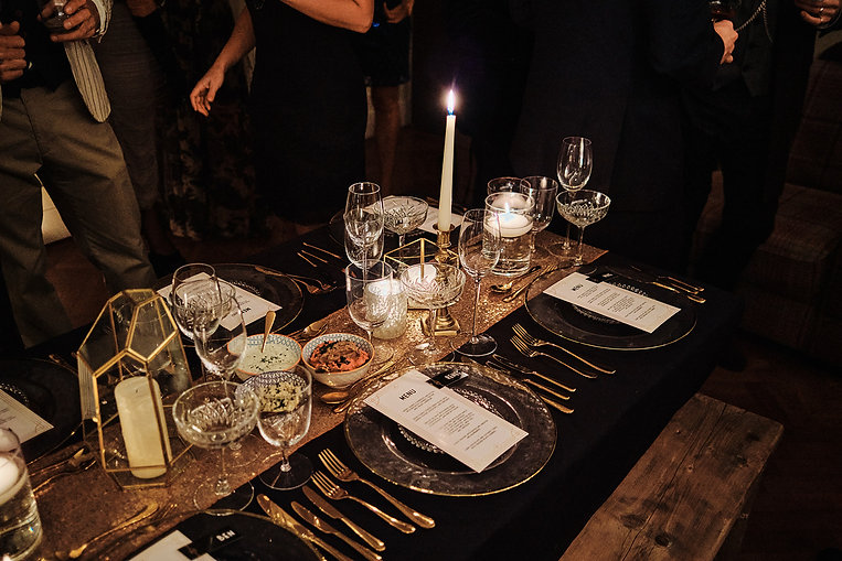 Great Gatsby Dinner Party