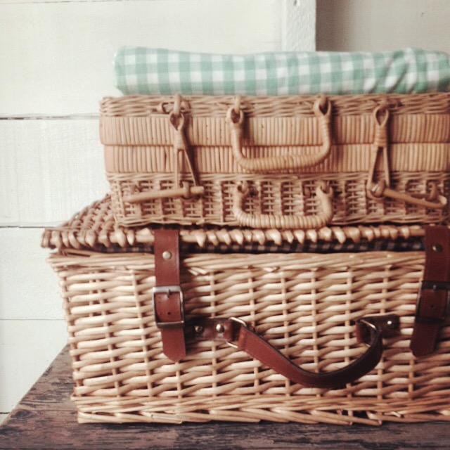 {Picnic Baskets}