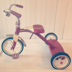 {Addy Red Tricycle}