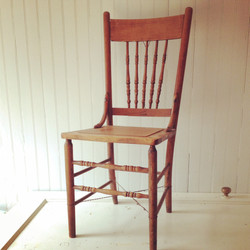 {Judith Wooden Chair}