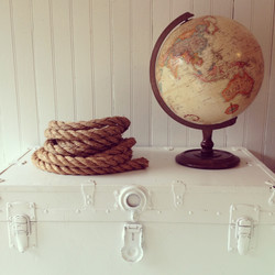 {Large Tan Globe}
