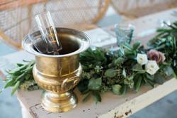 {Brass Champagne Bucket}