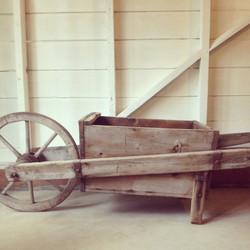 Newcastle Wheelbarrow