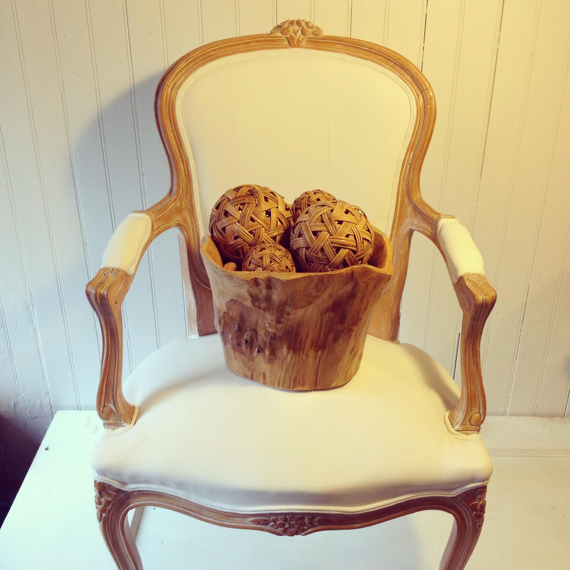 {Wood Root Bowl - Medium}