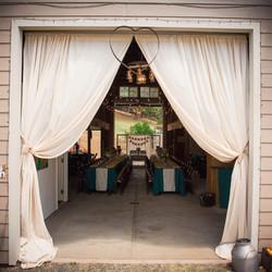 {Barn Curtains}
