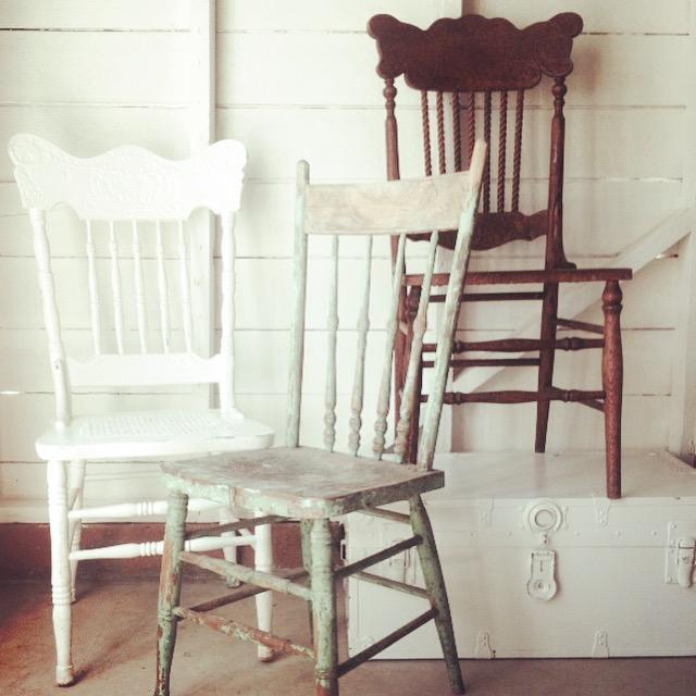 {Mix-n-Match Chairs}