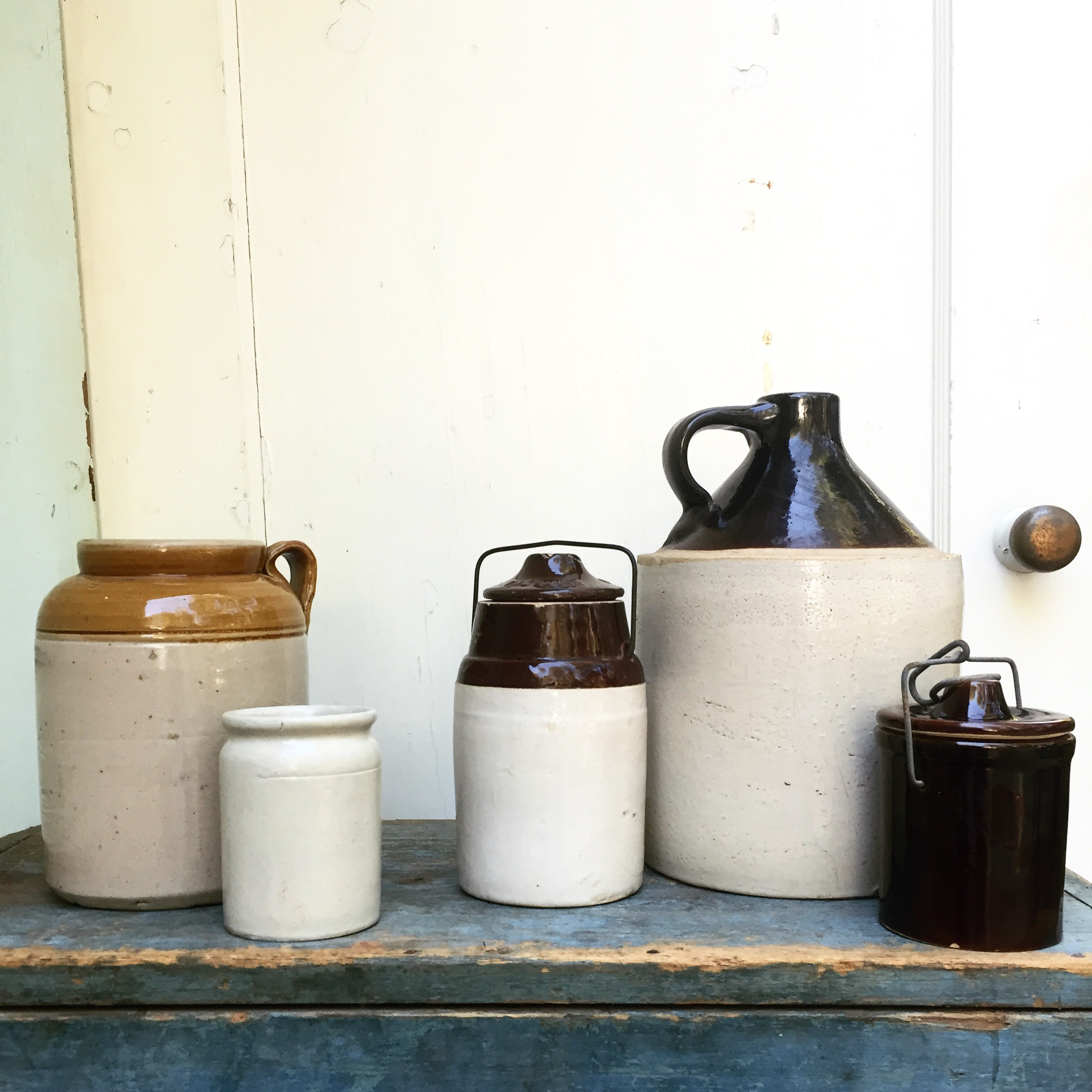 {Assorted Stoneware - S, M & L}
