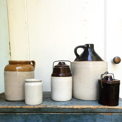 {Assorted Stoneware - S, M & L}