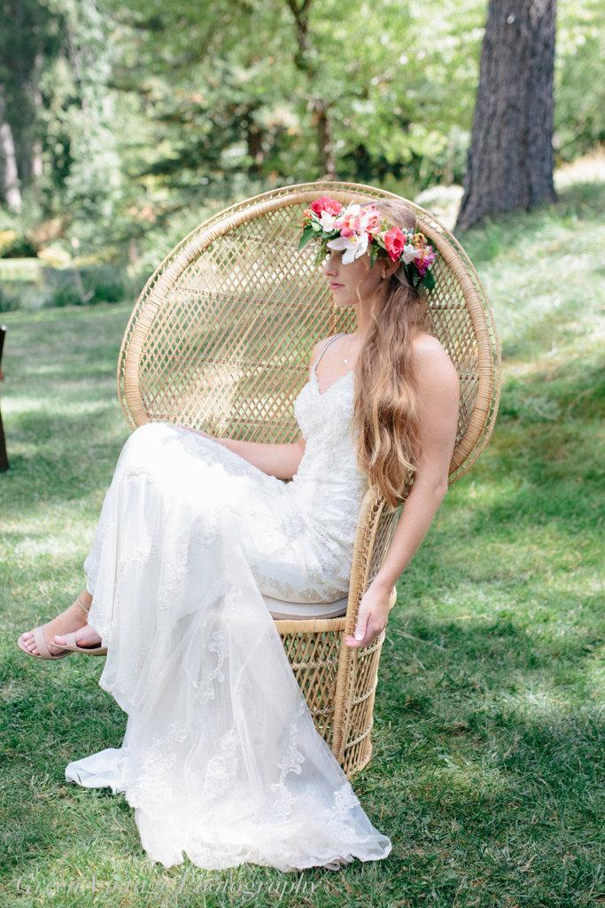 {Lola Peacock Chairs}