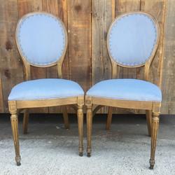 {Cassandra Chairs}