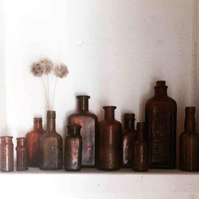 {Brown Bottles}