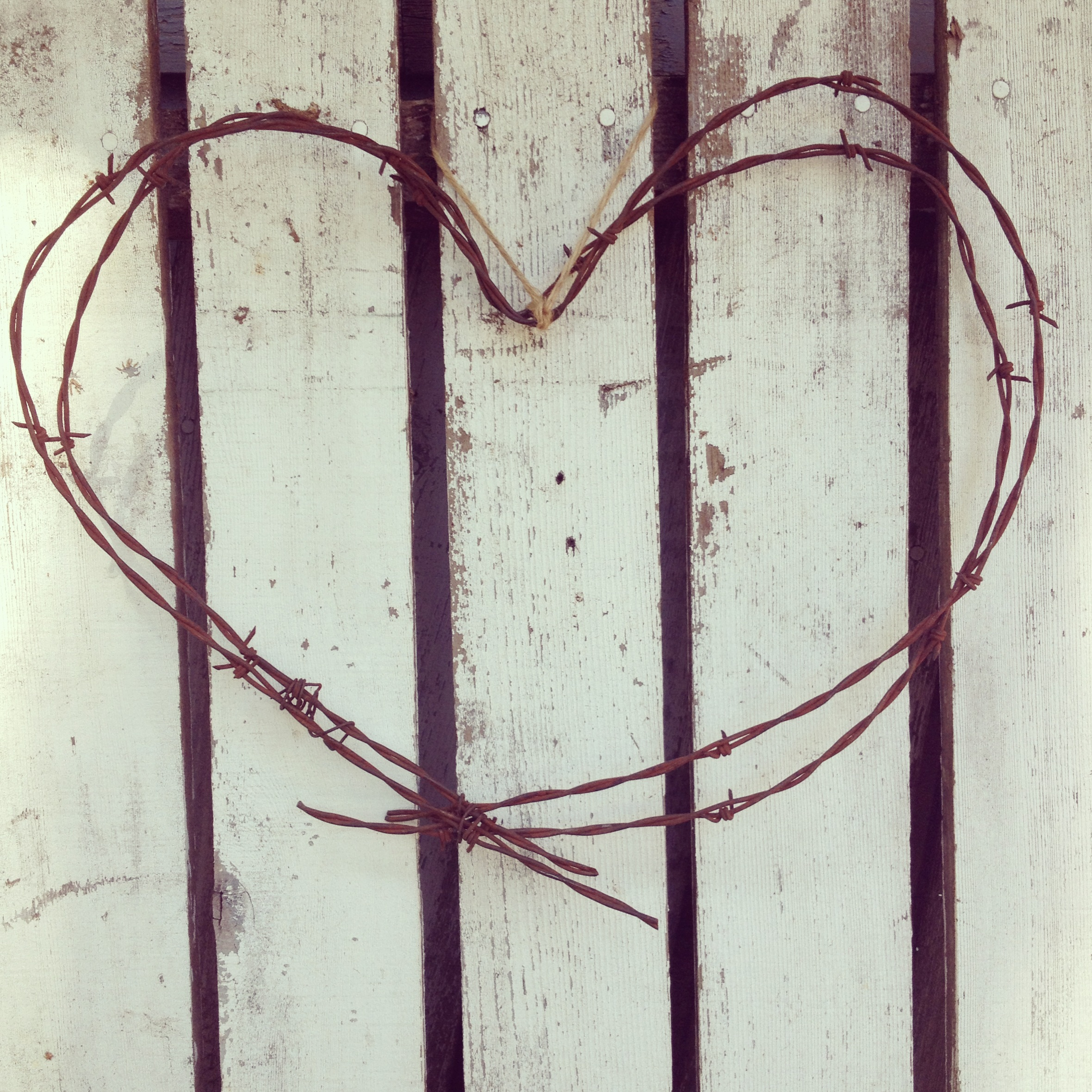 {Barbed Wire Heart}