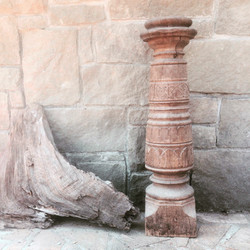{ Salvaged Column }