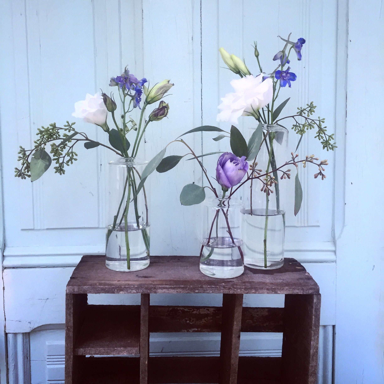 {Cylinder Vases}