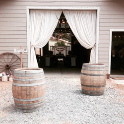 {Amadeo Wine Barrels}