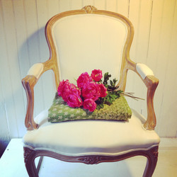 {Kathryn Upholstered Chair}