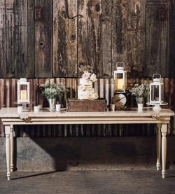 {April Door Table}