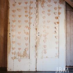 {Cream Doors}