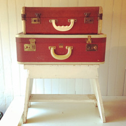 {Kathy Red Suitcase}