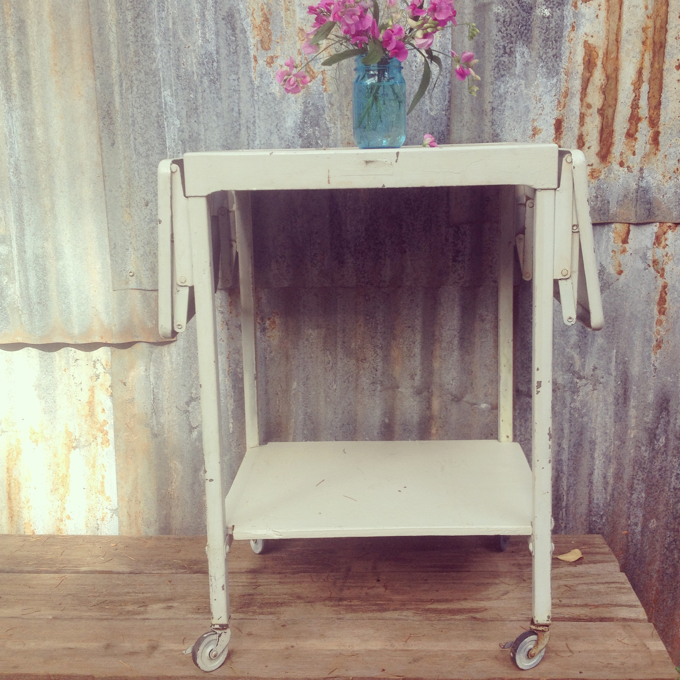 {Hayden Industrial Cart}