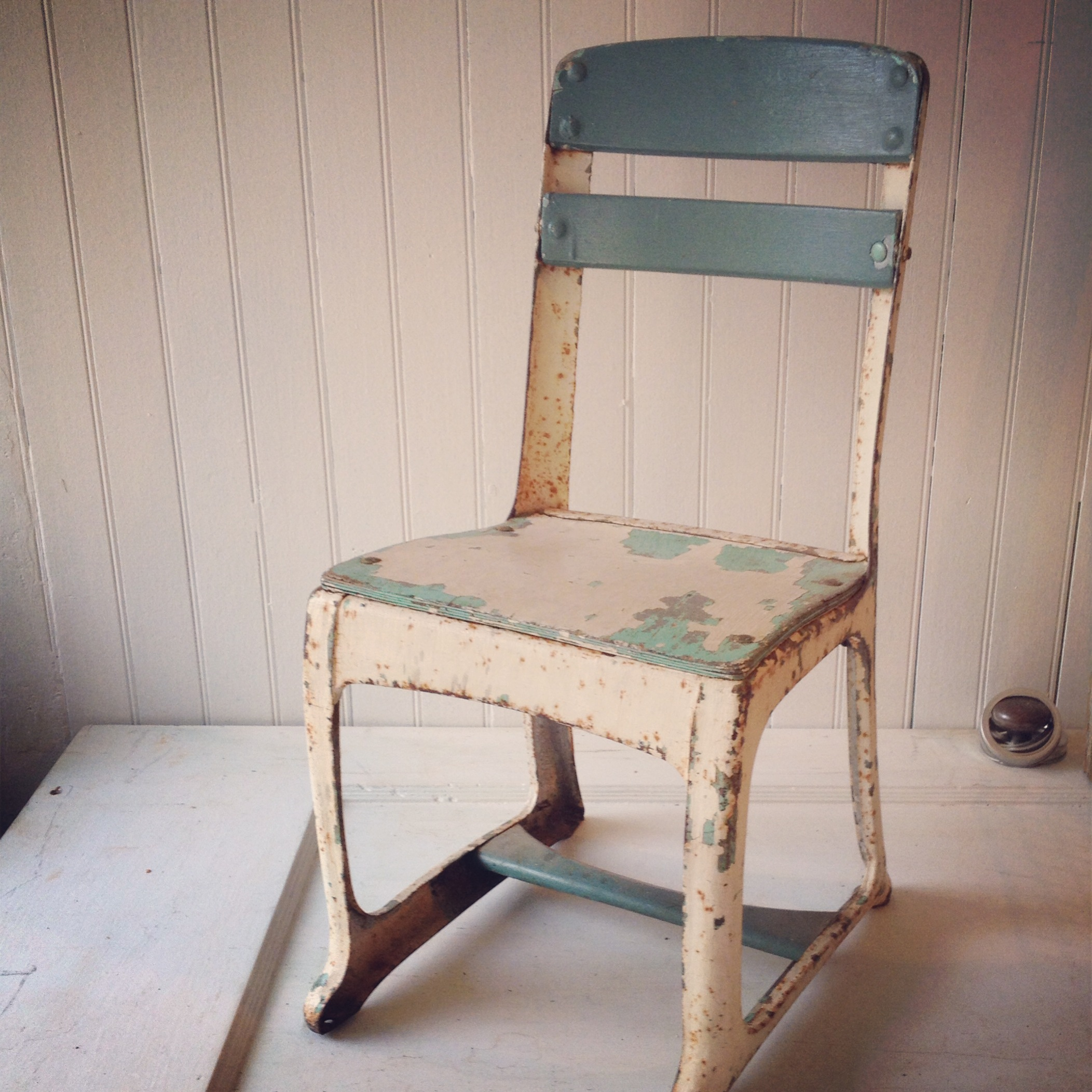 {Schoolhouse Chair}