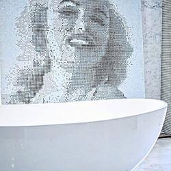 #detail #socal #nikon #bathroom #fixtures #cabinet #luxurybath #romansebek #shower #contemporary #ar