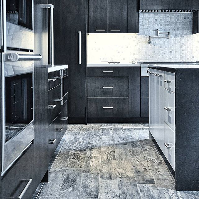 #kitchendesign #gourmetkitchens #contemporary #modern #modernliving #art #beauty #la #hollywood #bev