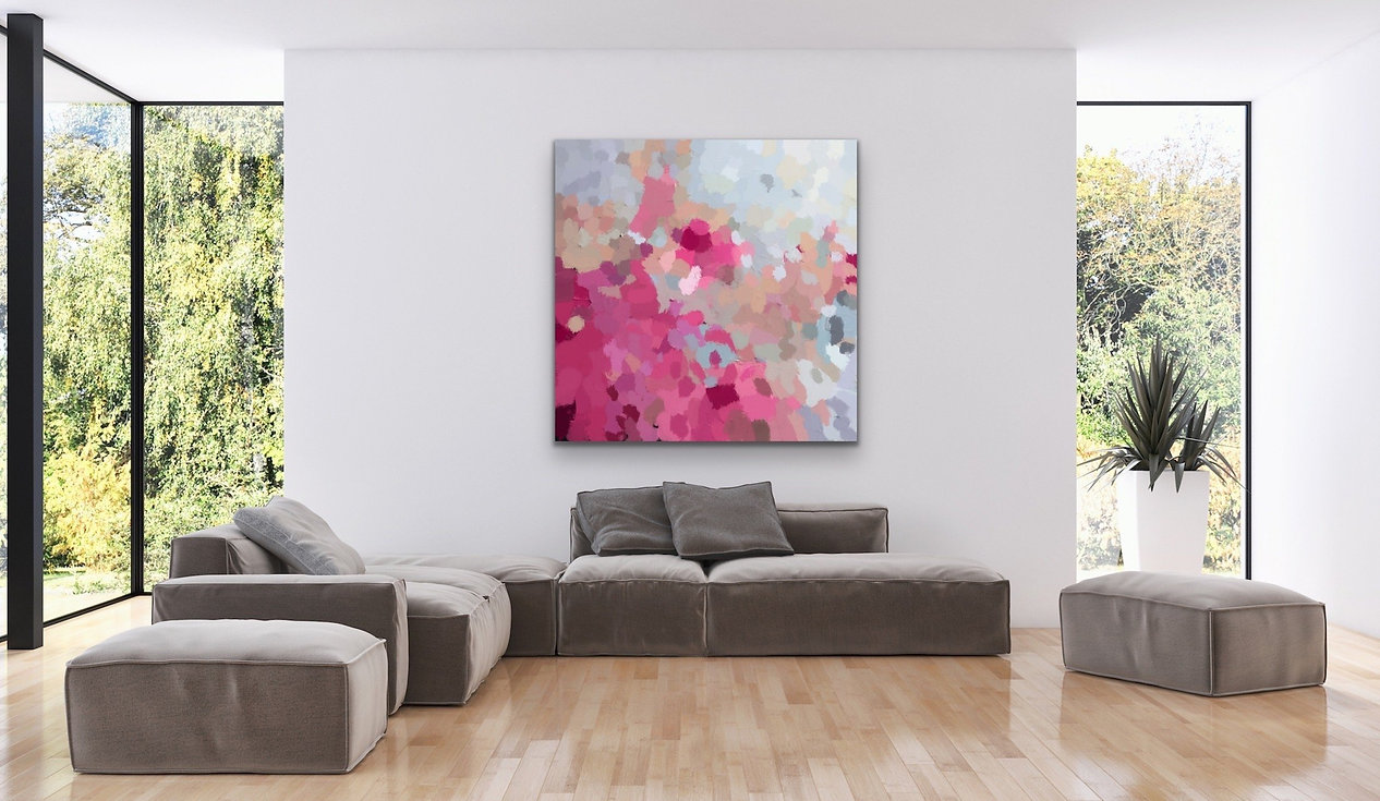 Go-Out-And-Play---Abstract-Pink-and-Grey
