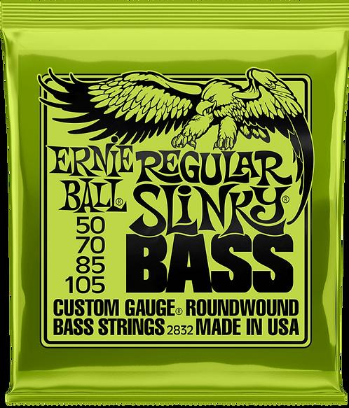 ERNIE BALL 2832 SLINKY BASS 55-105